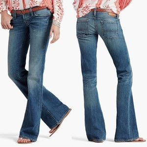 Lucky Brand Maggie Flare Jeans 29x34